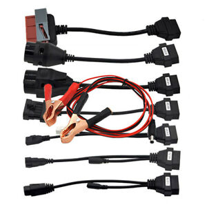 8pcs Car Cables Kssd 0556 Adapter Cdp For Autocom Cdp Pro Diagnostic Scanner
