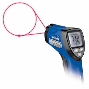 Vaughan Digital Infrared Thermometer With Circular Laser