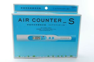 Air Counter S Radiation Meter Dosimeter Geiger Counter W tracking Form Japan Fs