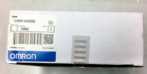 New In Box 1pc Omron Plc Output Unit Cqm1 0c222