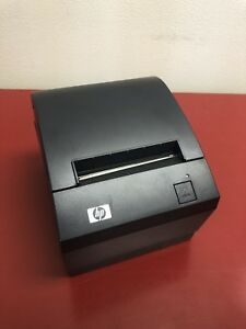 Hp 490564 001 Thermal Receipt Printer Hp A799 c40w hn00 No Power Cord Or Cable