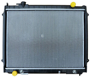 Radiator 95 04 For Toyota Tacoma 4cyl V6 Measure Core 18 11 16 Between Tanks