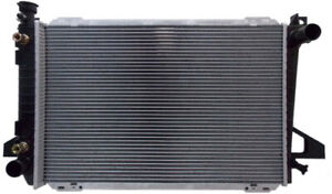 Radiator For 85 97 Ford Bronco F150 F250 F350 V8 5 0l 5 8l Great Quality