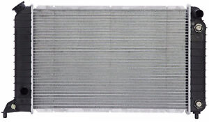 Radiator For 94 03 Gmc Sonoma Chevrolet S10 2 2l Free Shipping Great Quality