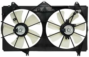 Radiator And Condenser Fan For Toyota Camry To3115122