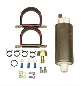 Airtex E8004 Fuel Pump Electric Universal For 12 V Carbureted Application Kit