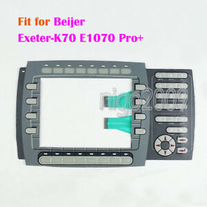 Beijer E1070 Membrane Keypad Switch Keyboard For Beijer Exeter k70 E1070 Pro