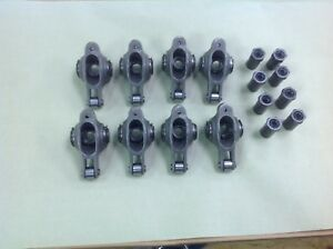 Sbc Crower Roller Rockers 1 6 Chevy Drag Race Hot Rod Dirt Track Racing For 7 16