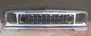 Full Size Jeep J10 J20 Wagoneer Cherokee Grille 73 74 75 76 77 78 Excellent