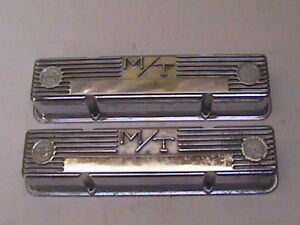 M t Mickey Thompson Small Block Chevy Valve Covers Sbc