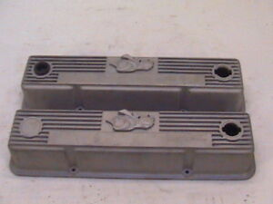 M T Chevy Mopar Scat Pack Valve Covers Small Block Chevy Mickey Thompson