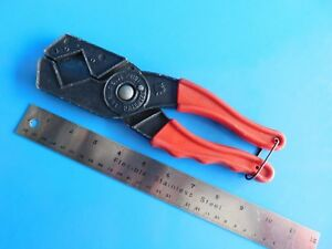 Used Blue Point Hose Cutter Pliers Part ya100