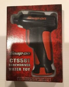 New Snap On Tools Cts561 Screwdriver Water Toy Ssx14p110 F