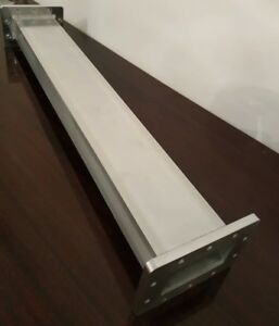 Wr340 Waveguide Section Rf Microwave Components New 70 Cm Or Customized Length