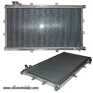 Water Liquid To Air Intercooler Heat Exchanger Turbo