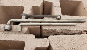 Vintage Ford 5z156 5z 1080 And M 40 17917 Old Antique Tool Model A Lot