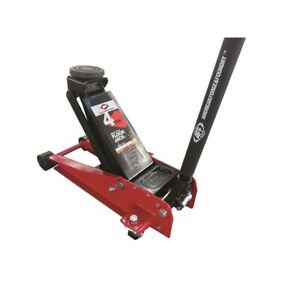 4 Ton Heavy Duty Floor Jack Int400ss Brand New