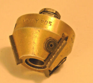Neway Valve Seat Cutter 205 Nom 1 5 Dia Can Expand To Nom 2 dia 60 Deg