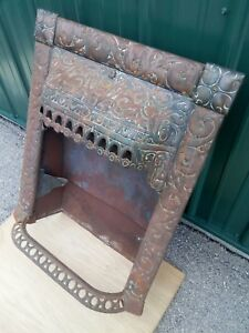 Antique Beautiful Fireplace Ornate Surround Frame