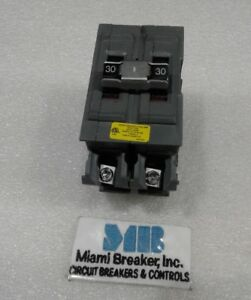 Ubia230ni Circuit Breaker Wadsworth 2p 30amp 120 240v New
