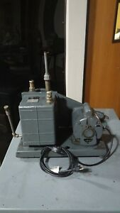 The Welch Scientific Company R1402 Duo Seal Vacuum Pump With Motor