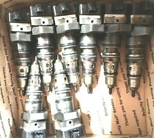 Set Of 8 Ad Ford 7 3l F 250 F 350 Powerstroke Diesel Fuel Injector