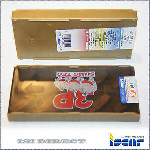 Gif 8 00e 0 80 Ic830 Iscar 10 Inserts Factory Pack