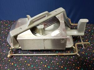 Commercial Tomato Slicer Cutter 1 4 Heavy Duty Industrial Tomato Tamer Used
