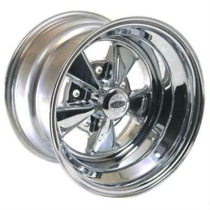 Cragar 08 61 S S Super Sport Chrome Wheel 15 X10 5x5 5 Bc