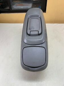 95 99 Chevy Silverado Gmc Sierra Tahoe Yukon Center Console Grey Gray Oem