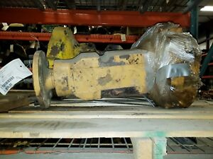 Case 580sk Sub A190130 Rear Axle Side Assembly good Used Takeout
