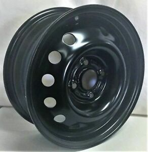 14 Chevy Aveo G3 Wave Pontiac Gm Steel Wheel Rim 6586n