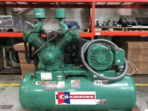 Used Champion 30hp 230v Air Compressor