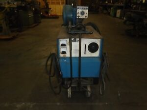 Miller Cp250ts Welder With Miller Matic Wire Feed Tweco Gun