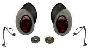 Vw Bug 1956 1961 Tail Light Assembly Left Right New Reproduction