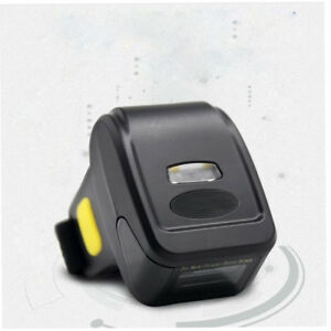 2d Ring Type Android Handheld Scanner Smart Barcode Data Terminal