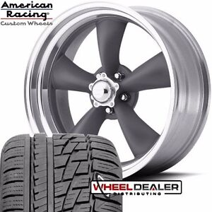 17 Staggered Torque Thrust Wheels Rims Tires Ford Mustang 1965 1966 1967 1968