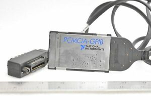 National Instruments Pcmcia gpib Card With 2 Meter Long Latching Cord