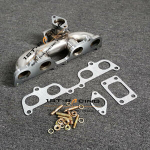 For Toyota Turbo Manifold Header T3 Flangefor Tacoma Hilux 4runner 2rz Fe 3rz Fe