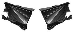 Inner Front Fender Fits 60 66 Chevy Gmc Pickup Pair
