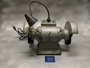 Baldor 1 2 Hp 1725 Rpm Grinder Buffer Lapidary From Hillquist Saw