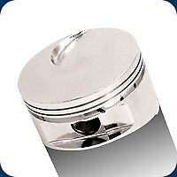 232445 Je 460 Flat Top Pistons 532 Ford 4 440 Bore 13 4 1 Compression