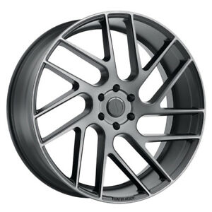 1 24x9 5 6 139 70 Status Juggernaut Carbon Graphite Wheel rim 24