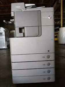 Canon Imagerunner Advance 4245 ira4245 W finisher And Punch Unit