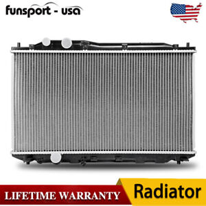Radiator For 2006 2011 Honda Civic Lx Lxs Ex Gx Dx Sedan 1 8l 2922 Aluminum Core