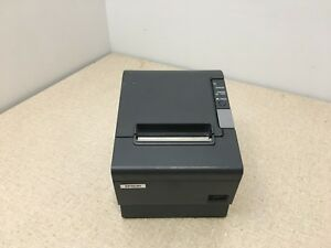 Epson Tm t88iv M129h Thermal Pos Point Of Sale Receipt Printer