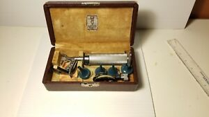 Vintage Welch Allyn Otoscope Ophthalmoscope Diagnostic Set