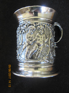 Tiffany Co Sterling Silver Baby Cup