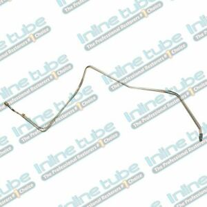 1966 Buick Riviera 3 8 Trans Cooler Lines 2pc Stainless Steel