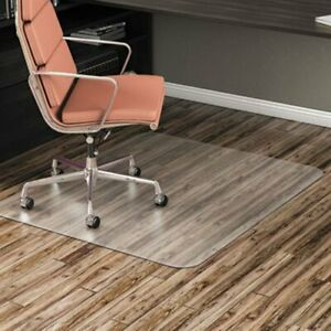 Alera Non studded Chair Mat For Hard Floor 36 X 48 Clear alemat4660hfr